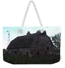 The Barn IIi Weekender Tote Bag by Bonfire Photography