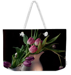 The Beauty Of Tulips Weekender Tote Bag