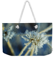 The Beauty Of Winter Weekender Tote Bag