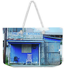 The Blue Kitchen Weekender Tote Bag