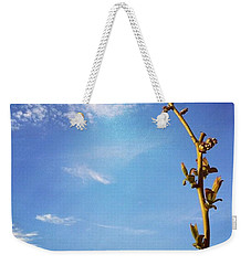 The Blueberry Bush  Weekender Tote Bag