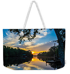 The Calm Place Weekender Tote Bag