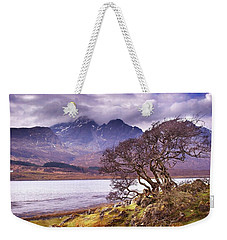 The Cuillins Skye Weekender Tote Bag
