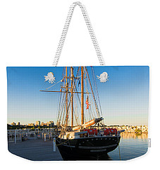 The Denis Sullivan Weekender Tote Bag