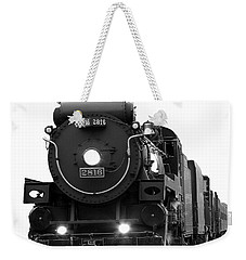 The Empress Weekender Tote Bag by Vivian Christopher