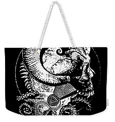 The Great Horned Secret  Weekender Tote Bag