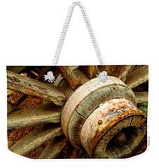 The Hub Weekender Tote Bag