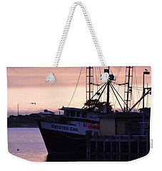 The Kristen Gail Weekender Tote Bag by Zawhaus Photography