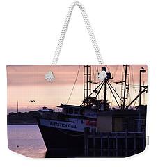 The Kristen Gail Weekender Tote Bag