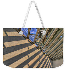 Weekender Tote Bag featuring the photograph The Light by Paul Wear