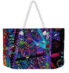 The Little Pond Out Back Weekender Tote Bag