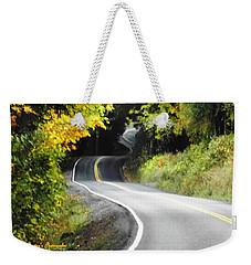The Low Road Weekender Tote Bag