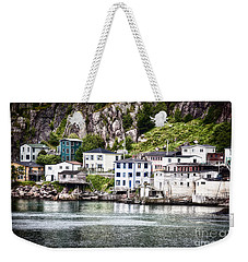 Weekender Tote Bag featuring the photograph The Lower Battery by Verena Matthew