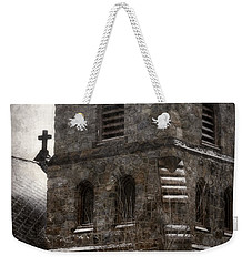 The Messenger Weekender Tote Bag