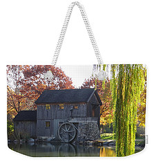 The Millhouse Weekender Tote Bag by Julia Wilcox