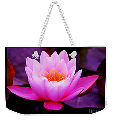 Weekender Tote Bag featuring the photograph The Mind Of God by Susanne Still