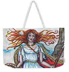 The Morrigan Weekender Tote Bag