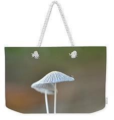 The Mushrooms Weekender Tote Bag by JD Grimes