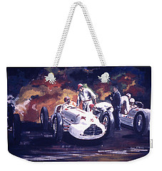 The Novi Specials At Indy Weekender Tote Bag by Frank Hunter