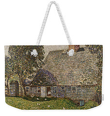 The Old Mulford House Weekender Tote Bag by Childe Hassam