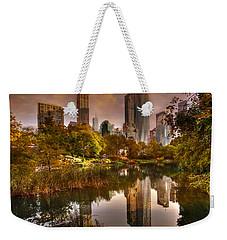 The Pond Weekender Tote Bag