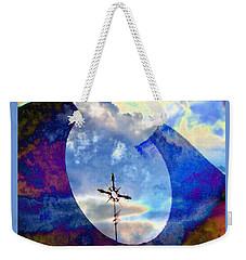 The Promise Weekender Tote Bag by Lenore Senior