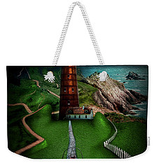 The Sound Of Silence Weekender Tote Bag