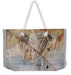 The Spirit Of Masauwu Weekender Tote Bag