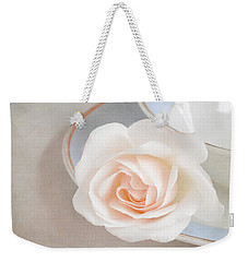 The Sweetest Rose Weekender Tote Bag