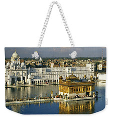 The Temple Complex Weekender Tote Bag
