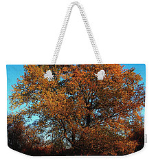 The Tree Of Life Weekender Tote Bag by Davandra Cribbie