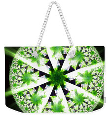 The Vision Of The Healer Weekender Tote Bag