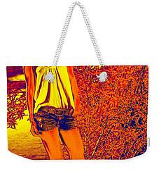 The Walk Weekender Tote Bag