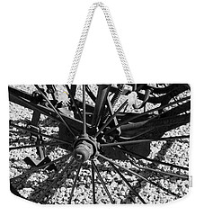The Wheel Weekender Tote Bag