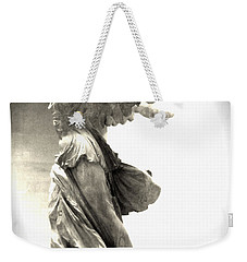 The Winged Victory - Paris Louvre Weekender Tote Bag