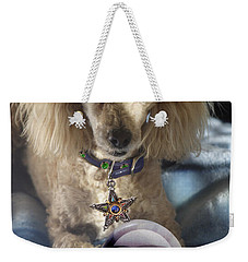 The Wizard Of Dogs Weekender Tote Bag