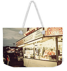 Those Were The Days Weekender Tote Bag