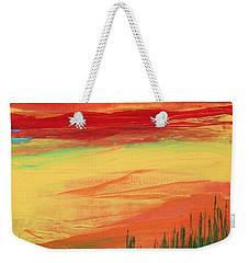 Through The Looking Grass Weekender Tote Bag