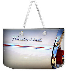 Thunderbird Tail Light Weekender Tote Bag