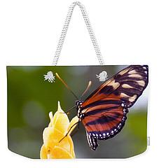 Tiger Longwing Weekender Tote Bag