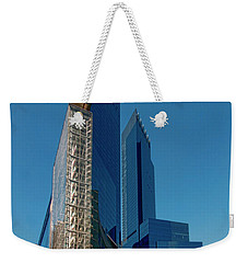 Time Warner Center Weekender Tote Bag