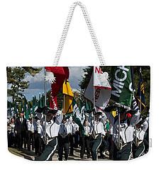 To The Field Weekender Tote Bag