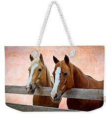 Together Weekender Tote Bag by Doug Long