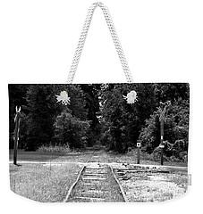 Abandoned Rails Weekender Tote Bag