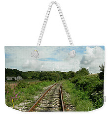 Traveling Towards One's Dream Weekender Tote Bag