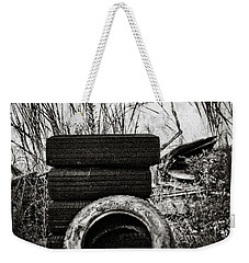 Tread Lightly Weekender Tote Bag