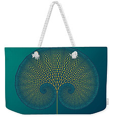 Tree Of Well-being Weekender Tote Bag