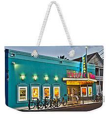 Tropic Cinema Weekender Tote Bag
