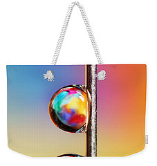 Tropical Pin Drop Weekender Tote Bag