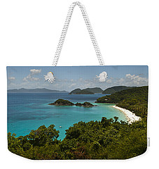 Trunk Bay 1 Weekender Tote Bag